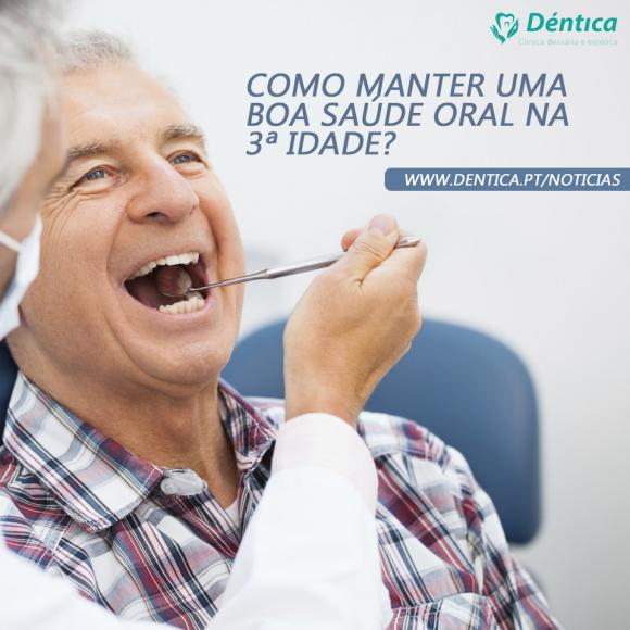 Como Posso Manter Uma Boa Saúde Oral Na 3ª Idade?